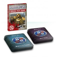 Blood Bowl Team Titans Special Play Card Pack (GW200-04-60)