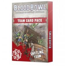 Blood Bowl Snotling Team Card Pack (GW200-89)