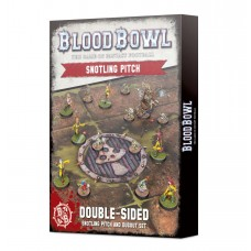 Blood Bowl Double-sided Snotling Pitch and Dugout Set (GW202-03)