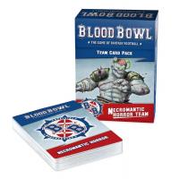 Blood Bowl Necromantic Horror Team Card Pack (GW202-10)