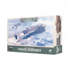 Ork Air Waaagh! Fighta Bommerz (GW50-15)