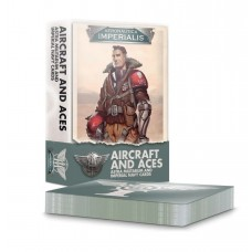 Aeronautica Imperialis: Aircraft and Aces – Astra Militarum and Imperial Navy Cards (GW500-22)
