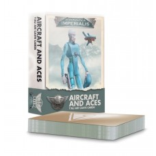 Aeronautica Imperialis: Aircraft and Aces – T'au Air Caste Cards (GW500-23)