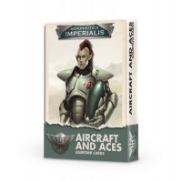 Aircraft and Aces – Asuryani Cards (GW500-25)