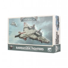 Aeronautica Imperialis: T'au Air Caste Barracuda Fighters (GW500-29)