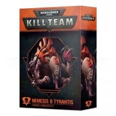 Kill Team: Nemesis 9 Tyrantis Tyranid Commander Set (GW102-34-60)