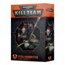 Kill Team: Vysa Kharavyxis Drukhari Commander Set (GW102-35-60)