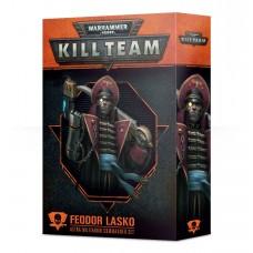 Kill Team: Feodor Lasko Astra Militarum Commander Set (GW102-39-60)