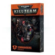 Kill Team: Commanders Expansion Set (GW102-44-60)