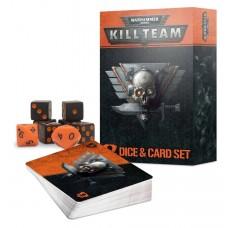 Kill Team Card and Dice Set (GW102-68)