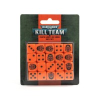 Kill Team: Death Korps of Krieg Dice Set (GW102-83)