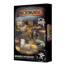 Necromunda Barricades and Objectives (GW300-04)