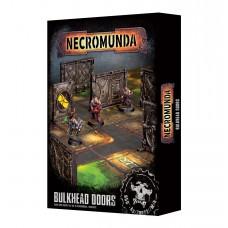 Necromunda Bulkhead Doors (GW300-05)