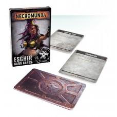 Escher Gang Cards (GW300-07-60)