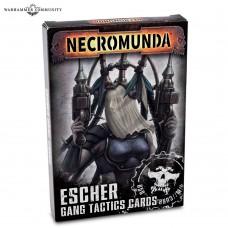Escher Gang Tactics Cards (GW300-07)