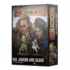 Kal Jericho and Scabs (GW300-38)