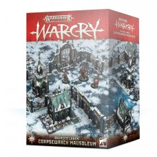 Warcry Ravaged Lands: Corpsewrack Mausoleum (GW111-30)