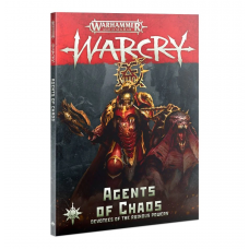 Warcry: Agents of Chaos (English) (GW111-40)