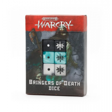 Warcry: Bringers of Death Dice Set (GW111-74)