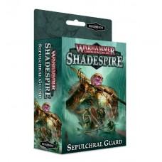 Warhammer Underworlds: Shadespire – Sepulchral Guard (GW110-04-60