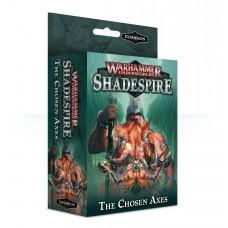 Warhammer Underworlds: Shadespire – The Chosen Axes (GW110-06-60)