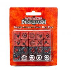 Warhammer Underworlds Grand Alliance Chaos Dice Pack (GW110-10)