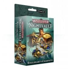 WHU: Nightvault – Steelheart's Champions (GW110-34-60)