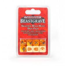 Warhammer Underworlds: Beastgrave – Skaeth's Wild Hunt Dice Pack (GW110-66)