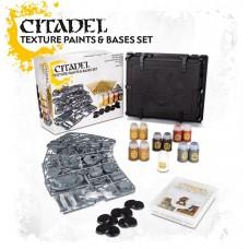 Texture Paints & Base Set 2017 (GW65-50)