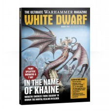 White Dwarf March 2018 (GWWD03-60-18)