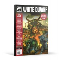 White Dwarf August 2019 (GWWD08-60-19)