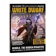 White Dwarf October 2016 (GWWD10-60)
