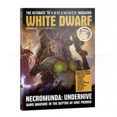 White Dwarf November 2017 (GWWD11-60-17)